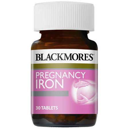 Blackmores Pregnancy Iron (30)
