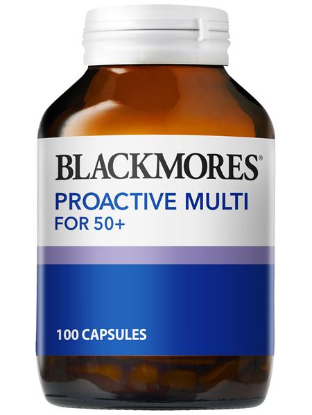 Blackmores Proactive 50+ Multi (100)