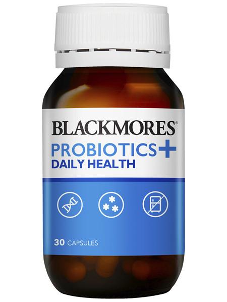 Blackmores Probiotics + Daily Health (30)