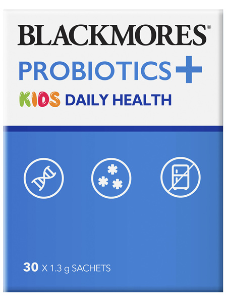 Blackmores Probiotics + Kids Daily Health 30 Pack