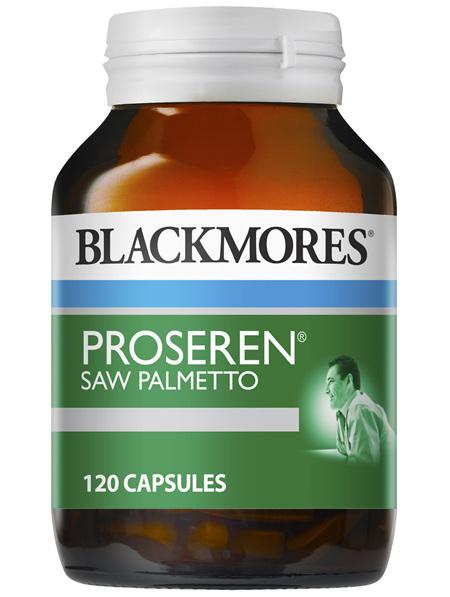 Blackmores Proseren Saw Palmetto (120)