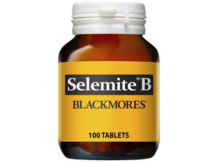 Blackmores Selemite B 100mcg (100)