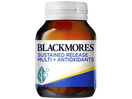 Blackmores S/R Multi + Antioxidants (75)