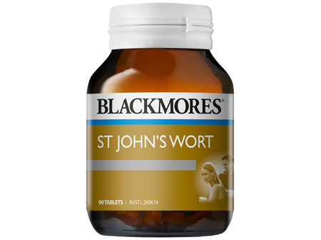 Blackmores St John's Wort 90 Tablets