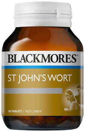 Blackmores St John's Wort 90 Tablets