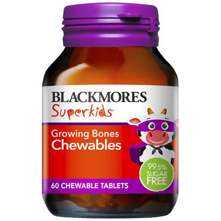 Blackmores Superkids Growing Bones Chew (60)