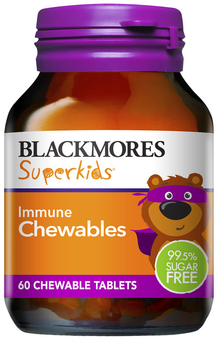 Blackmores Superkids Immune Chewable (60)