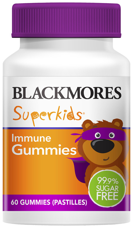 Blackmores Superkids Immune Gummies (60)