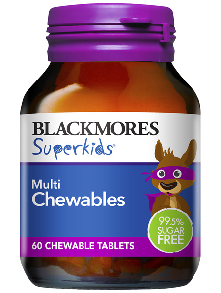 Blackmores Superkids Multi Chew (60)
