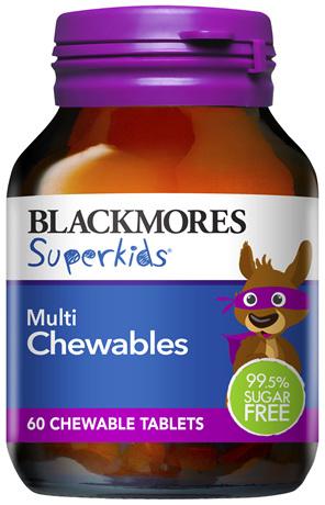 Blackmores Superkids Multi Chew (60)