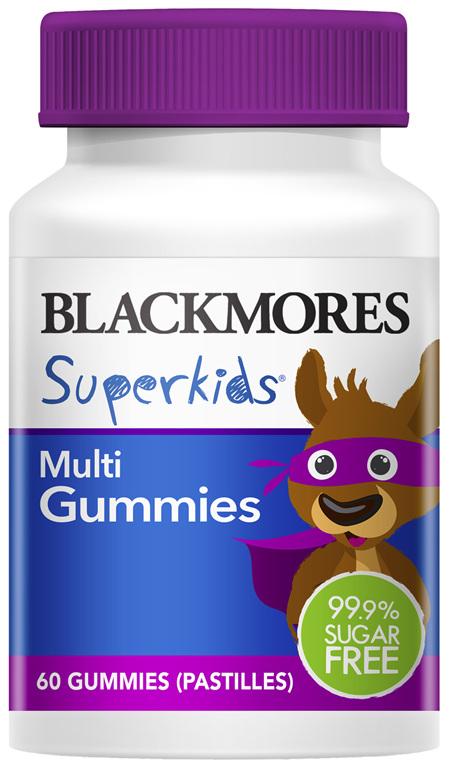 Blackmores Superkids Multi Gummies (60)