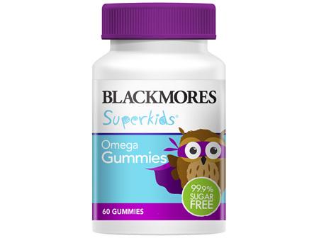 Blackmores Superkids Omega Gummie 150g