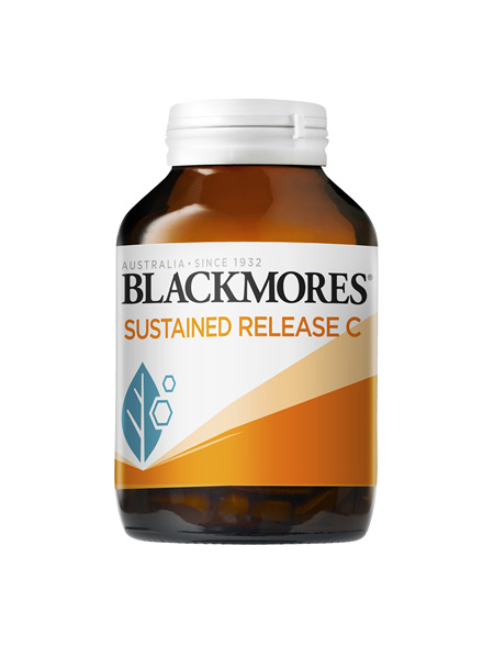 Blackmores Sustained Release C (200)