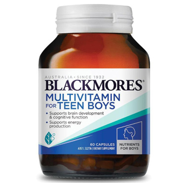 BLACKMORES Teen Multi Boys 60caps