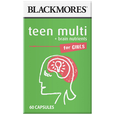 Blackmores Teen Multi For Girls (60)