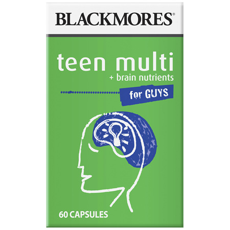 Blackmores Teen Multi For Guys (60)