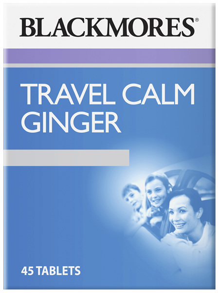 Blackmores Travel Calm Ginger (45)