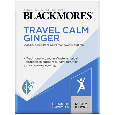 Blackmores Travel Calm Ginger (45)