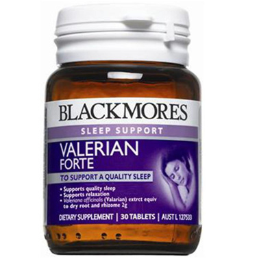 BLACKMORES Valerian Forte 2000mg 30tabs