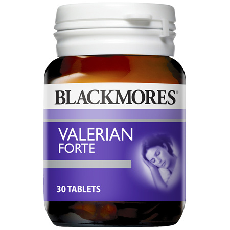 BLACKMORES Valerian Forte 2000mg 30tabs