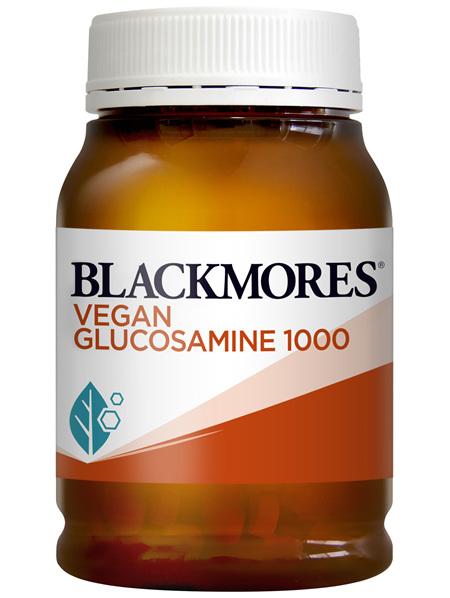 Blackmores Vegan Glucosamine 1000 200 Tablets