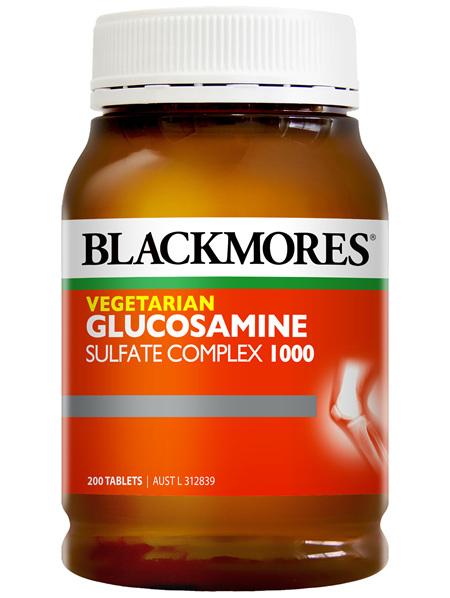 Blackmores Vegetarian Glucosamine Sulfate Complex (200)