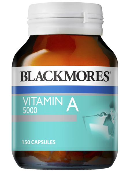 Blackmores Vitamin A 5000IU (150)