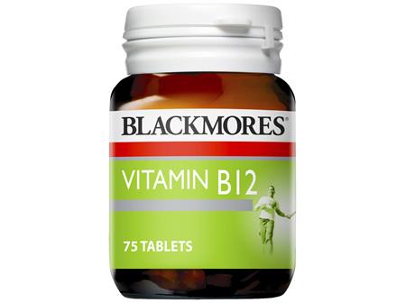 Blackmores Vitamin B12 (75)