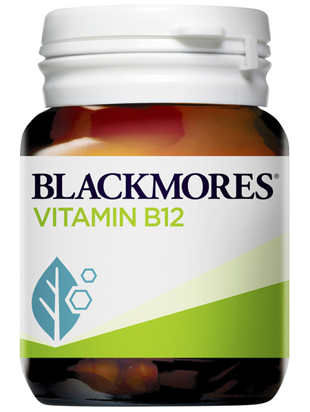 Blackmores Vitamin B12 75 Tablets