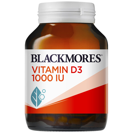 Blackmores Vitamin D3 1000IU (200)