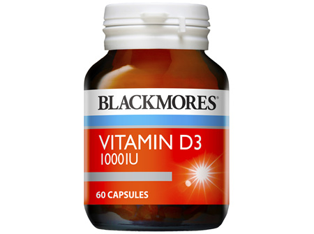 Blackmores Vitamin D3 1000IU (60)