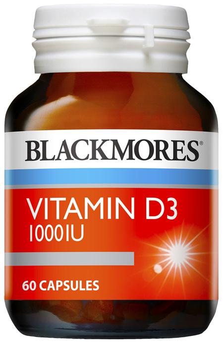 Blackmores Vitamin D3 1000IU (60)