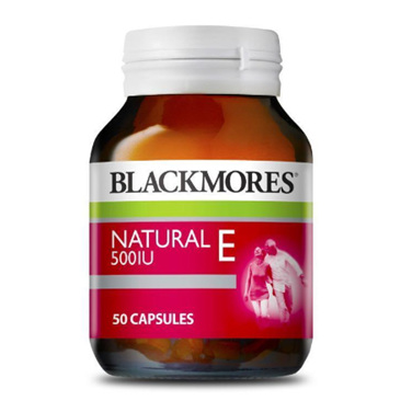 BLACKMORES Vitamin E 500IU 50caps