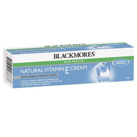 BLACKMORES Vitamin E Cream 50g