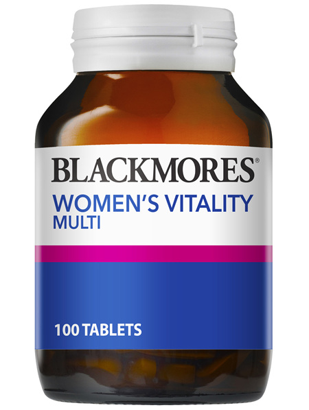 Blackmores Women's Vitality Multi  (100)