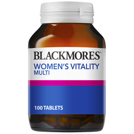 Blackmores Women's Vitality Multi  (100)
