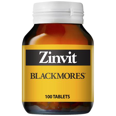Blackmores Zinvit (100)