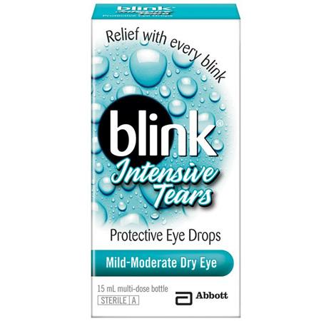 BLINK Intensive Tears 15ml
