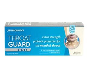 BLIS Throat Guard Pro 30s
