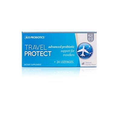 BLIS Travel Protect Lozenges 30s