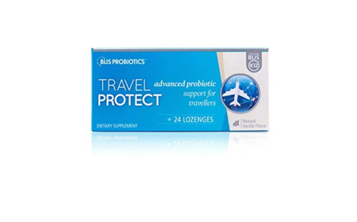 BLIS Travel Protect Lozenges 30s
