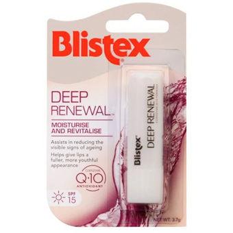 BLISTEX Deep Renewal Lip Balm 3.7g