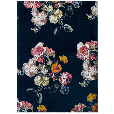Bloomy Tea Towel