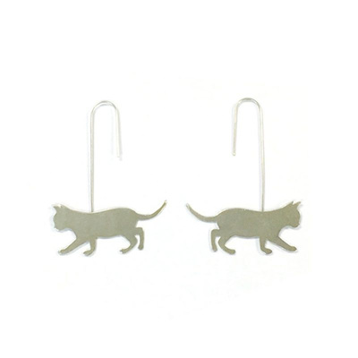 Bluebelle Earrings - Silver