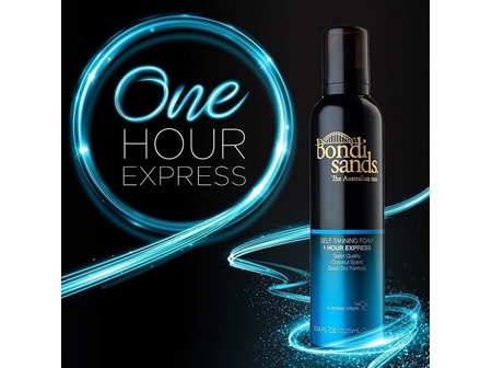 Bondi Sands 1 Hour Express Self Tan Foam 225ML