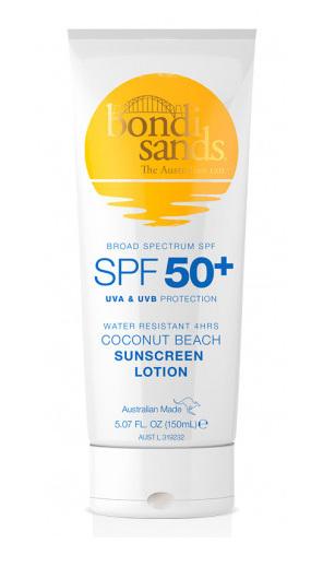 BONDI Sands Lotion Coconut SPF50 150ml