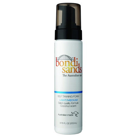 Bondi Sands Self Tan Foam Light/ Medium 200ml