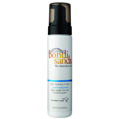 Bondi Sands Self Tan Foam Light/ Medium 200ml