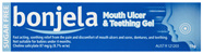 Bonjela Mouth Ulcer and Teething Gel 87mg/g Choline Salicylate 15g
