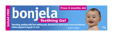 Bonjela Teething Gel Fast Acting 15g